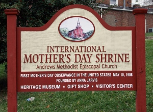 anna-shrine-to-mothers-day