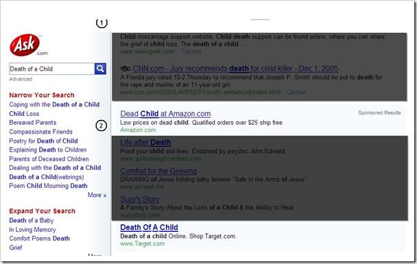 deathofachildsearch